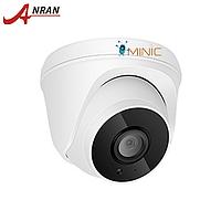 Купольная камера видеонаблюдения ANRAN N20HX-TWD48 1080P IP Wi-FI Onvif, фото 1