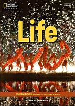 Тетрадь Life (2nd edition) Beginner Workbook with Key + Audio CD / National Geographic Learning