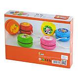 Игрушка Viga Toys Йо-йо, 12 шт. в дисплее (53769), фото 4