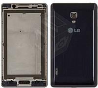 Корпус для LG Optimus L7 II P710/P713 - оригинал (черный)