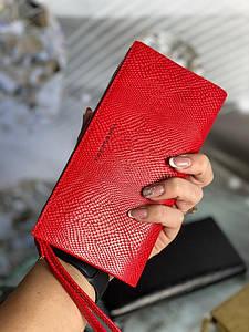 Женский кошелек «1129», Красный