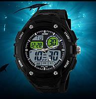 Спортивные водонепроницаемые часы для басейна SKMEI 1018