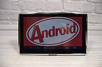 7 '' Планшет Pioneer A7001S - Видеорегистратор + GPS + 4 Ядра + 512MbRam + 8Gb + Android, фото 5