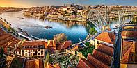 Пазлы Castorland puzzle С-400232, Закат на Порту, 4000 эл.