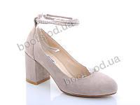 """Туфли женские  женские """"Lino Marano"""" #A248-18. р-р 36-40. Цвет бежевый. Оптом"""