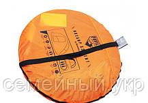 Палатка туристическая 240х210х100 + надувная кровать 203x152x25 Intex 64150, фото 2