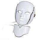 Фотодинамическая Светодиодная LED маска Smart Bubbles, фото 2