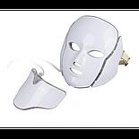 Фотодинамическая Светодиодная LED маска Smart Bubbles, фото 3