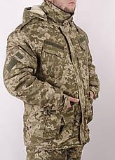 Костюм тактический утепленный ММ -14 100% хлопок, фото 3