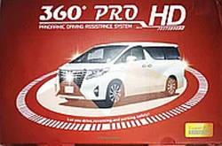 Система кругового обзора CAR CAM. 360