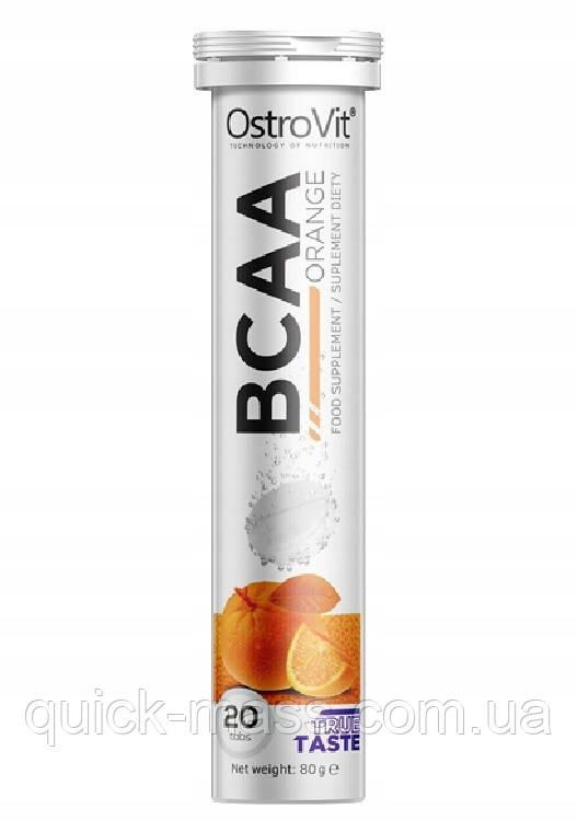 Ostrovit BCAA 20tab (в шипучих таблетках)