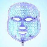 LED Маска для фотодинамічної терапії (7 кольорів) Smart Bubbles, фото 3