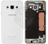 Корпус для Samsung Galaxy A3 A300F / A300H / A300FU, белый, оригинал