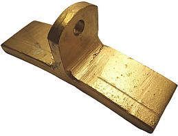 Лапка для ручного плиткореза стальная прижимная