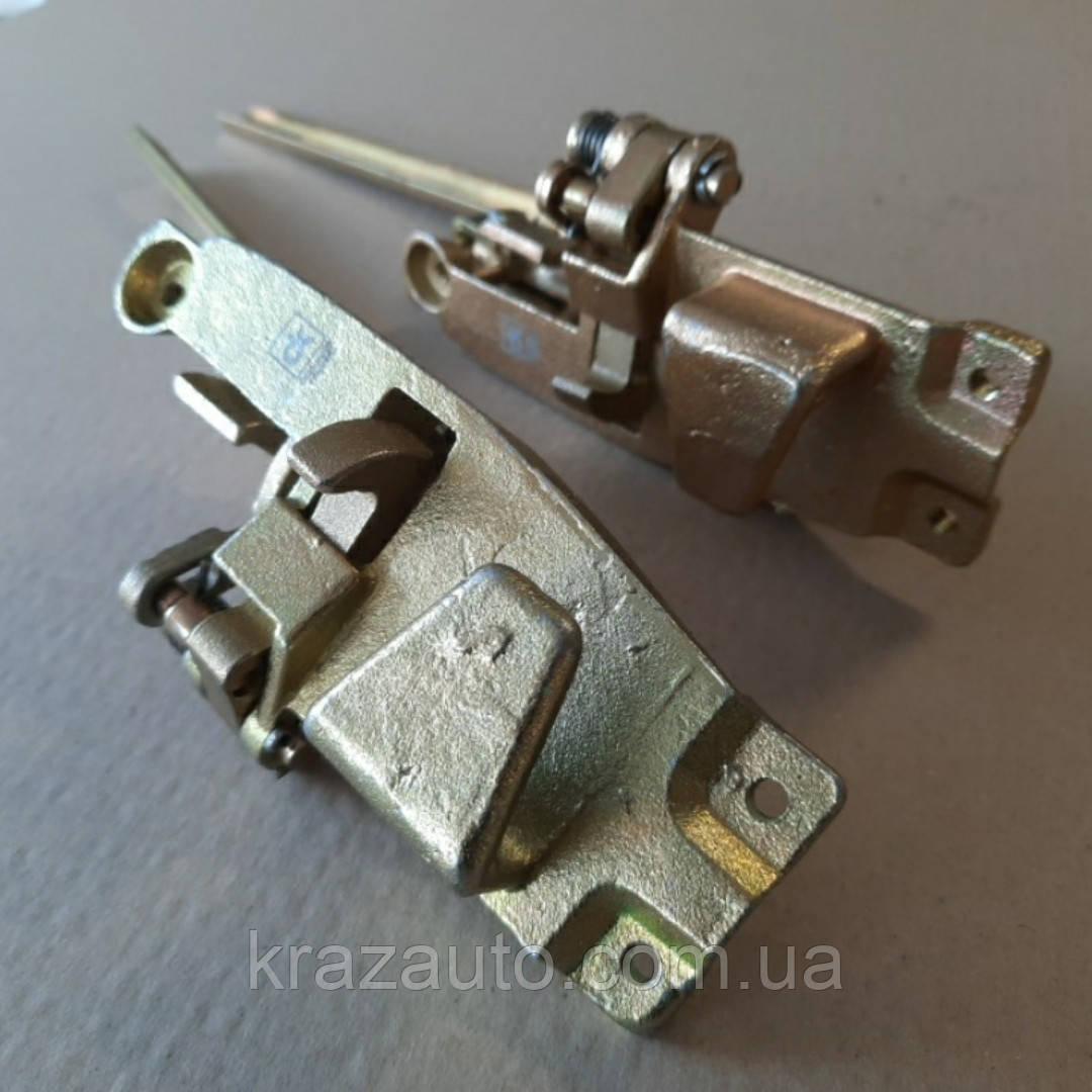Замок двери КАМАЗ лев+прав с/о комплект, 5320-6105020/21