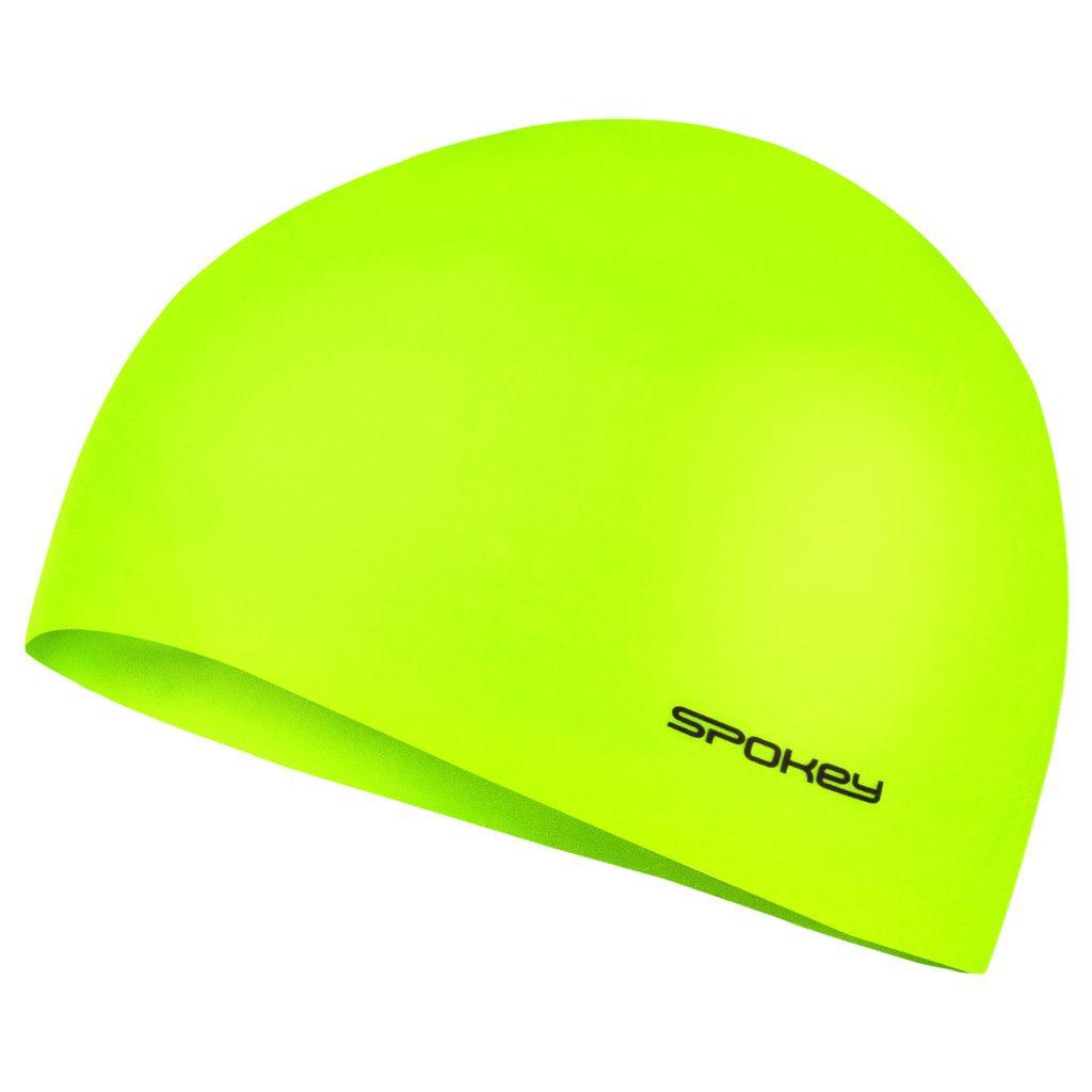 Шапочка для плавания Spokey Summer Cap 85348 (original) для бассейна, силикон взрослая