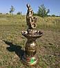 Декоративный фонтан Пастушка, фото 2