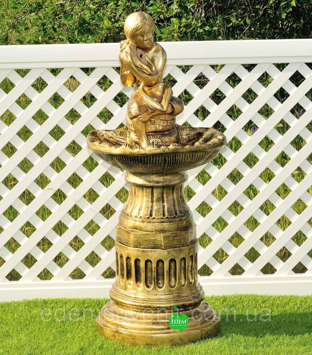 Декоративный фонтан Водолей