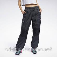 Женские брюки Reebok Classics Trail True Grey 8 FS7357 2020