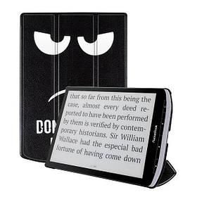 Обкладинка Primolux для електронної книги Pocketbook InkPad X (PB1040-J-CIS) - don't Touch