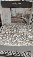 Постельное белье, евро размер, из ранфорса, Marie Claire Paris, Kayra, Турция