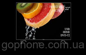 """Телевизор Hisense 22"""" FullHD/DVB-T2/USB (1080р), фото 2"""