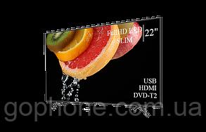 """Телевизор Hisense 22"""" FullHD/DVB-T2/USB (1080р), фото 3"""
