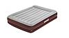 Надувной матрас 203х152х36 с подголовником Подарок! две надувные подушки Tritech Airbed Intex 67699, фото 2