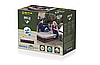 Надувной матрас 203х152х36 с подголовником Подарок! две надувные подушки Tritech Airbed Intex 67699, фото 6