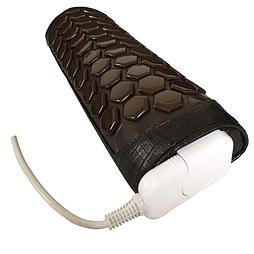Нефритовый электрический коврик шестиугольный с нагревом