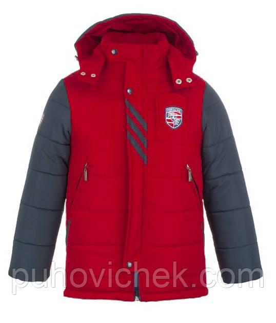 Модные детские куртки для мальчиков демисезонные размер 116-140
