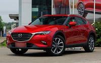 Mazda CX-4 стала самой популярной моделью марки