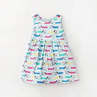 Платье для девочки Песики Little Maven (18 мес)