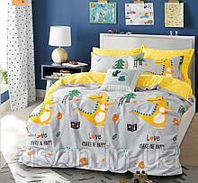 Комплект постельного белья размер полуторный сатин Bella Villа B-0239