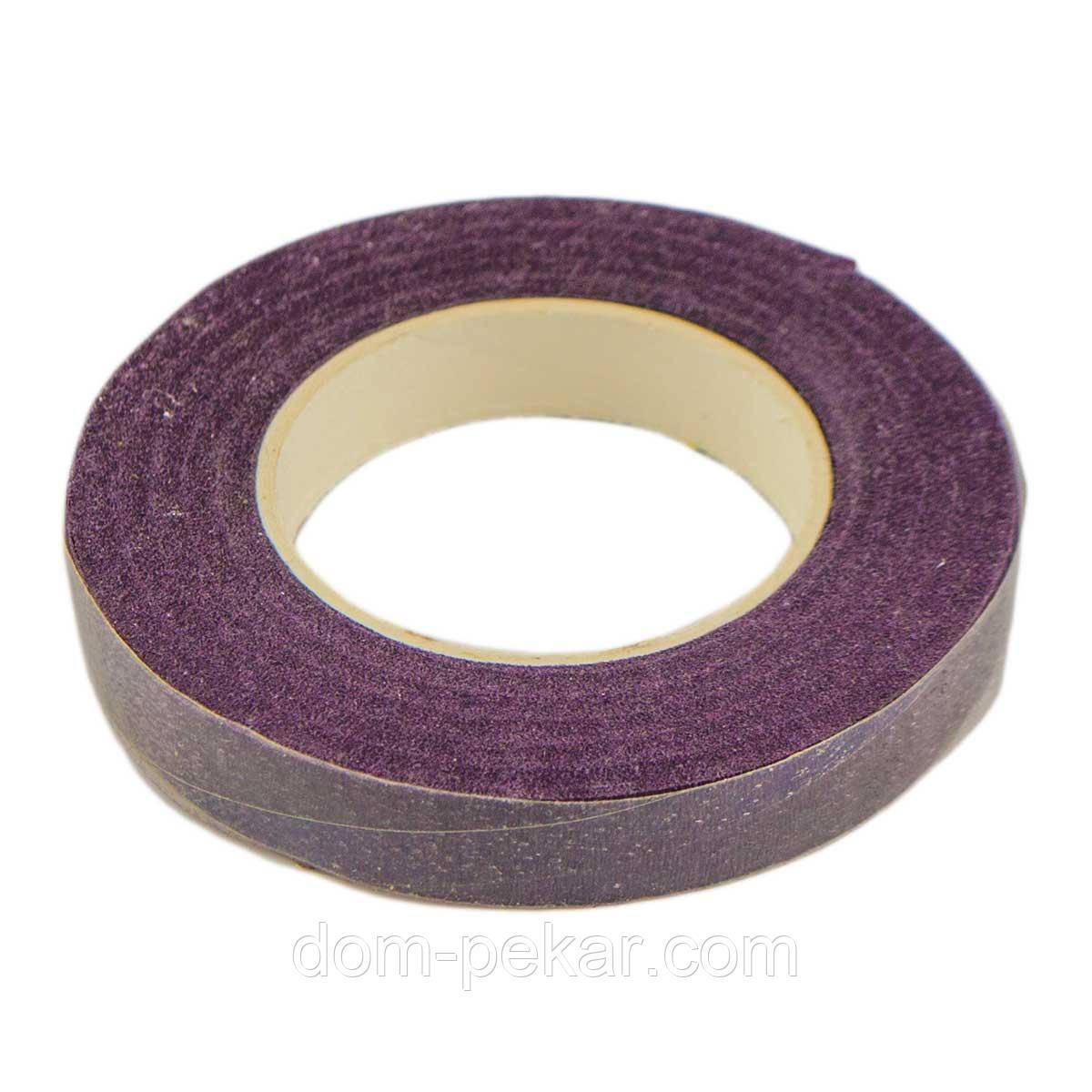 Тейп-лента Фиолетовая 1 см 92 м