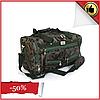 Дорожная сумка камуфляж 60 см, фото 2