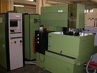 Электроэрозионный проволочный станок с ЧПУ AGIE модели AGIECUT 100 D