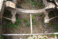 Балка передняя в сборе ГАЗ 2410 Волга старого образца 2410 31029 3110 31105