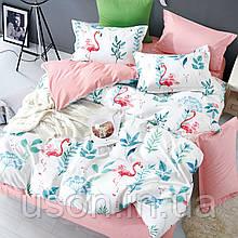 Комплект постельного белья сатин bella villa семейный размер B-0202