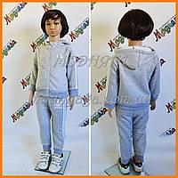 Утепленный спортивный костюм Адидас для детей
