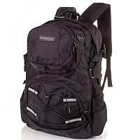 Школьный рюкзак Onepolar 1312 чёрный, фото 1