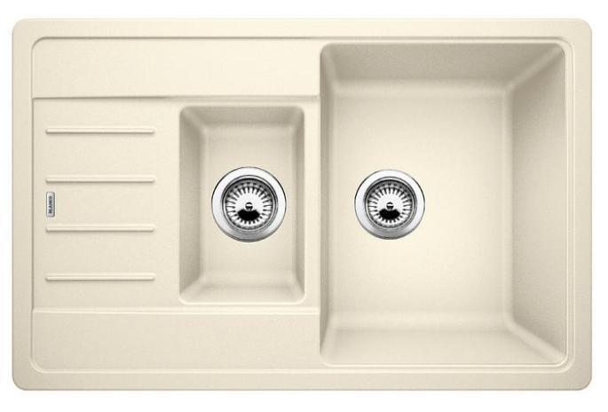 Гранитная кухонная мойка Blanco  Legra 6s compact (жасмин)