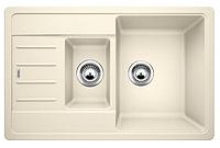 Гранитная кухонная мойка Blanco  Legra 6s compact (жасмин), фото 1