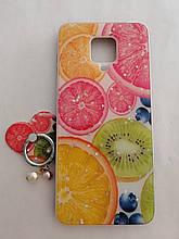 Чохол для Xiaomi Redmi Note 9S/9PRO/9MAX Mix of Fruits