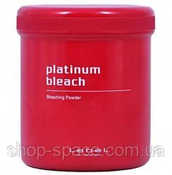 На вагу Lebel Oxycur Platinum Bleach освітлюючий порошок