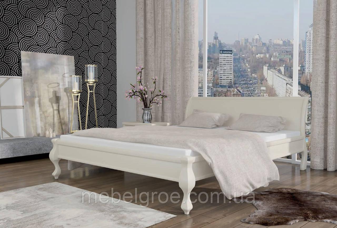 Деревянная двухспальная кровать 90 Палермо тм Mebigrand
