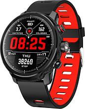 Smart Watch Lemfo L5 Black/Red Black/Gray Смарт-часы