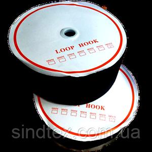 Липучка швейная пришивная 10 см Черная 22,5 м. (СТРОНГ-1022)