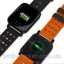 Фітнес браслет Smart Bracelet A6, фото 2
