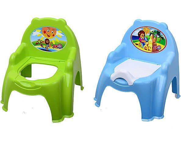 Горшок детский кресло